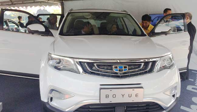 New Proton Suv Impresses Mps From Both Sides Free Malaysia Today