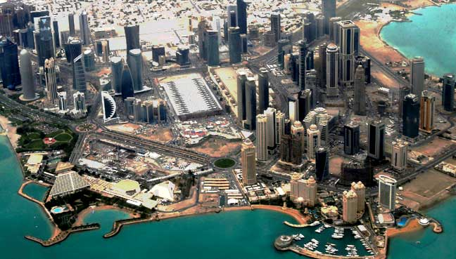 Qatar-creates