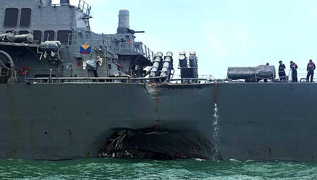 USS-john-mccain