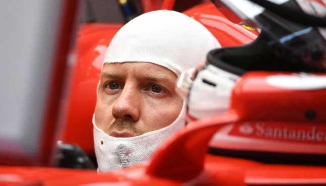 Kimi Raikkonen edges Lewis Hamilton in Belgium FP1