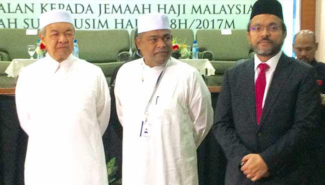ahmad-zahid-hamidi-jemaah-haji-malaysia