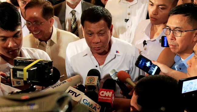 Heroes paved way for nation to enjoy freedom - Duterte