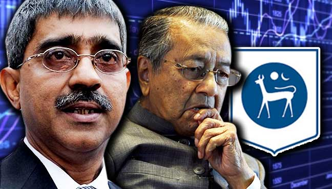 Mahathir threatens legal action over incomplete RCI report