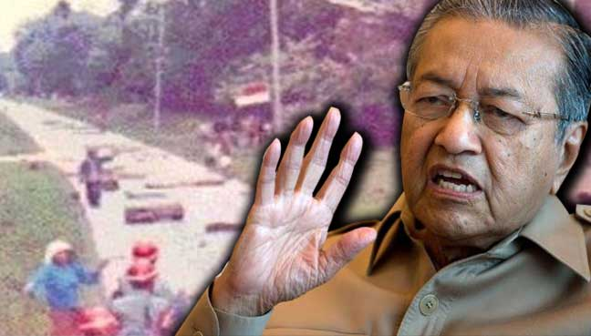 Memali: Police have to defend themselves too, says Dr M