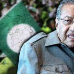 mahathir-mohamad--bendera-pas-kerajaan-malaysia