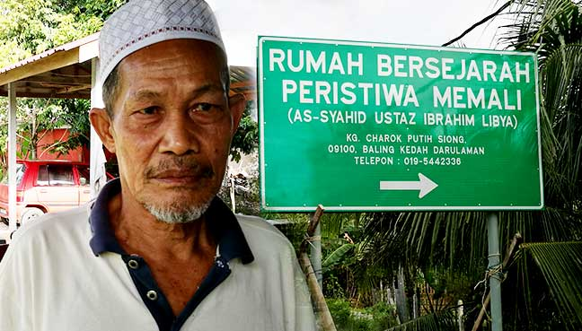 Kampung Memali, where people still wait for Mahathir's apology
