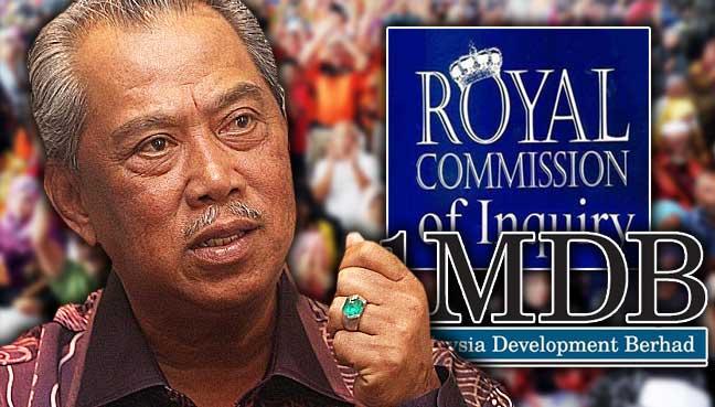 Malaysians waiting for RCI on 1MDB, not Memali, says Muhyiddin