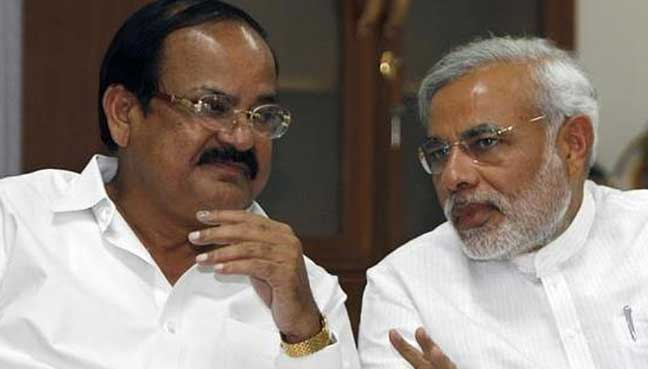 President election: Modi, Venkaiah Naidu cast votes
