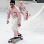 pengantin-papan-luncur-malaysia