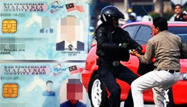 Don't risk future by claiming IC stolen, says lawyer   Free Malaysia