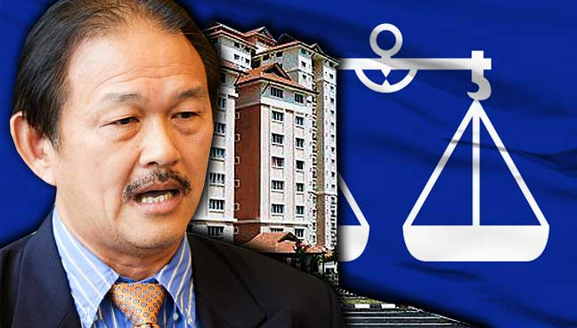 stephen-wong-bn-affordable-house-sabah-malaysia