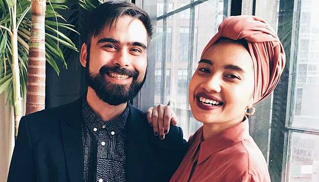 Yuna Gets Engaged To Adam Sinclair Free Malaysia Today