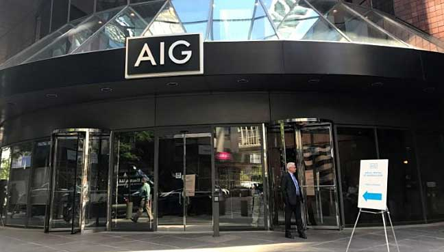 Hurricane-hit AIG sees Q3 catastrophe losses of about US$3b
