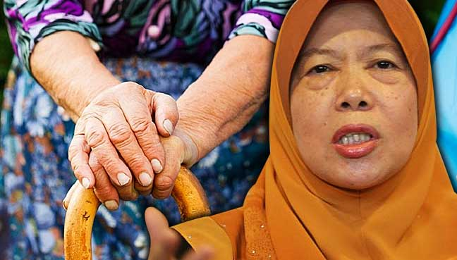 Number of elderly to double to 5.8 million by 2030