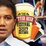 Azmin-Ali-beer-fest-kl-malaysia
