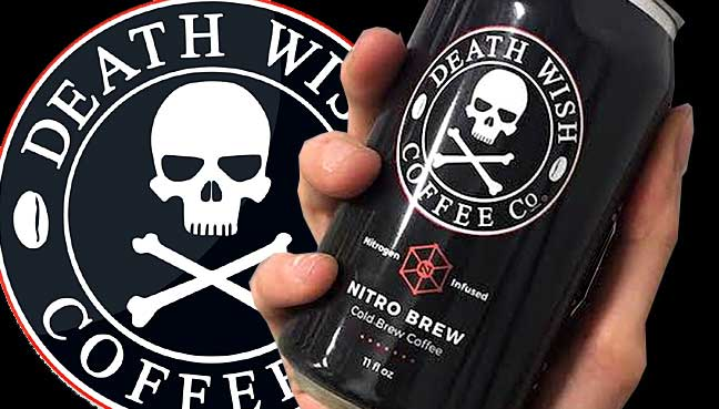 'Death-Wish'-coffee