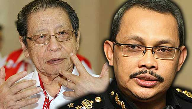 MACC chief upset over Kit Siang's 'monkey' remark