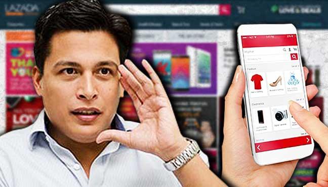 Mobile-first mindset driving Lazada e-commerce expansion
