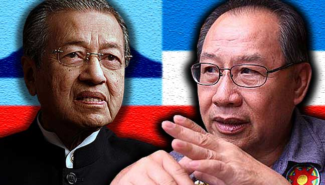 Mahathir's policy towards Sabah won't change, local opposition parties warned