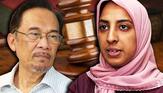 Lawyer: Anwar still relies on courts to quash sodomy conviction