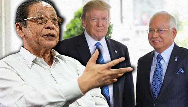 Lim-Kit-Siang-Najib-Razak-White-House-Trump (1)
