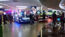 Mara Digital Mall di Bangunan Mara, Kuala Lumpur.
