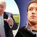 Mark-Zuckerberg-Donald-Trum