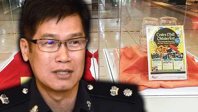 Polis tidak akan lulus permit 'Centro German F&B Party'