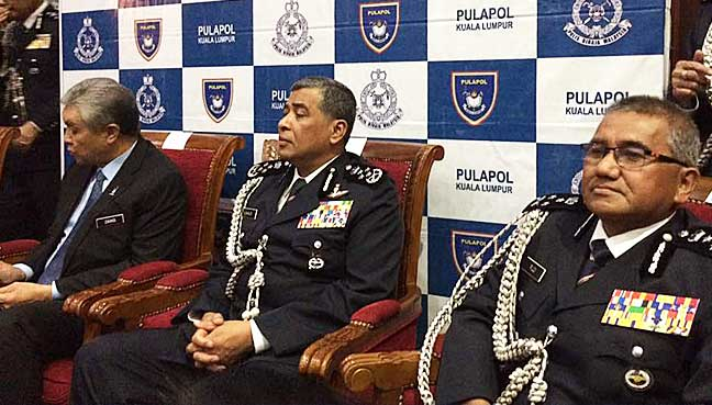 Former IGP Khalid to chair Prasarana, appointed as Special Envoy