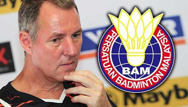 Morten Frost resigns from BAM after two years