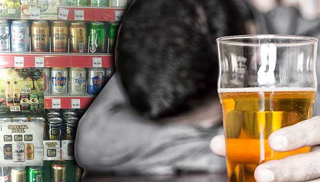 Orang-Afrika-mabuk-Flora-Damansara