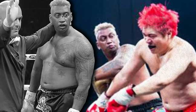 Bodybuilder dies after celebrity kickboxing bout in Singapore