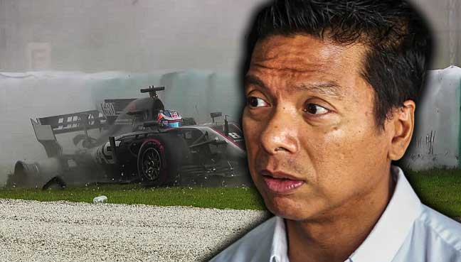 'Invoice' for F1 accident is fake, says Sepang operator