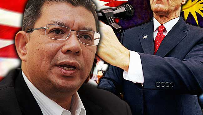Saifuddin-politician