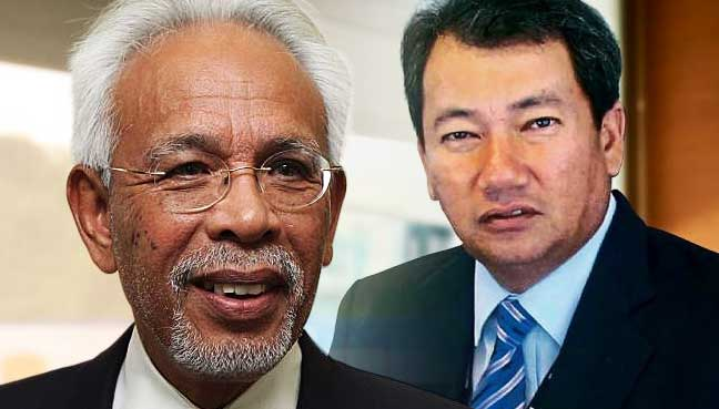 Shahrir: Azhar perfect as FGV chairman