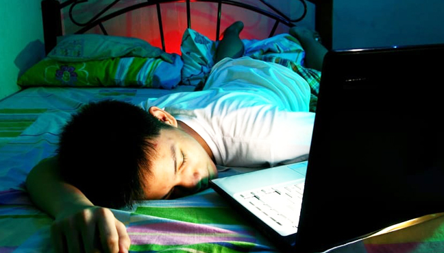 New research looks into causes of teenage sleep problems