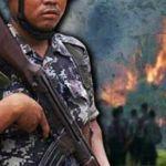 Tentera-Penyelamat-Rohingya-Arakan-ARSA-bakar-rumah-myanmar
