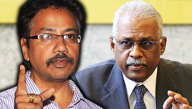 Waytha wants apology from Santiago over 'malicious and false' remarks