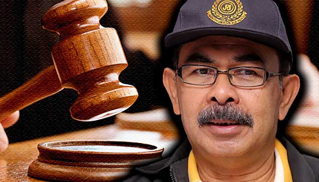 Witness: I proposed no action to be taken against ex-RTD deputy DG