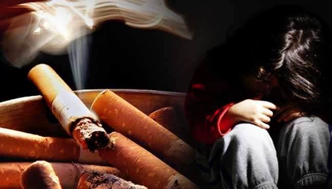 Jailed 1 year for abusing kids with cigarette butts, rubber hose