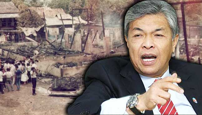 DPM: Use RCI proposals from 1989 fire for guidelines on tahfiz schools