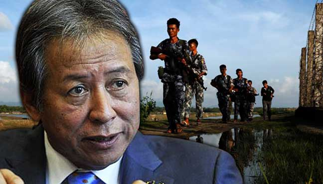M'sia regrets Asean statement on Rohingyas