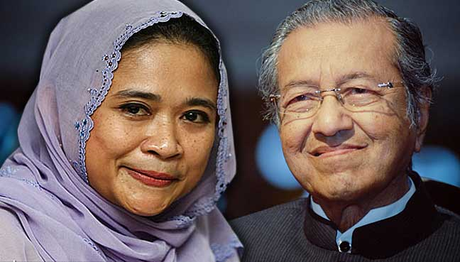 Mahathir's 'rubbish' label stings disappointed Anina