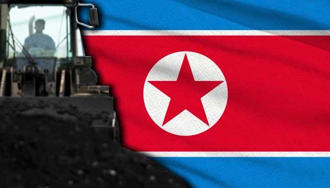 arang-batu-korea-utara