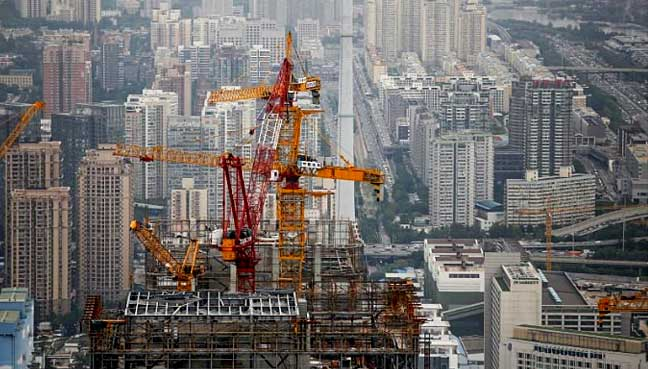 ADB keeps China growth forecast unchanged at 6.7 pct