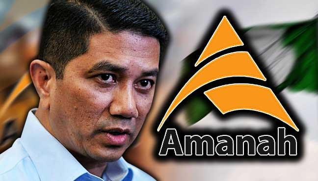 Amanah desak Azmin kaji semula kedudukan PAS di Selangor