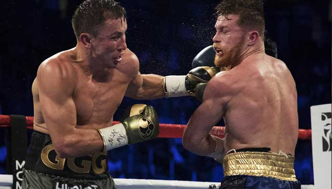 Canelo Alvarez-Gennady Golovkin superfight a massive financial success