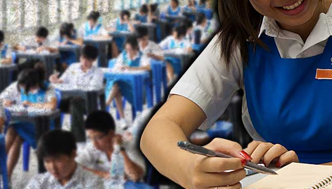 Drop in students taking Chinese language paper alarming