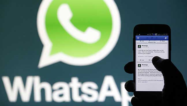 Facebook looks to cash in on WhatsApp, possibly without ads