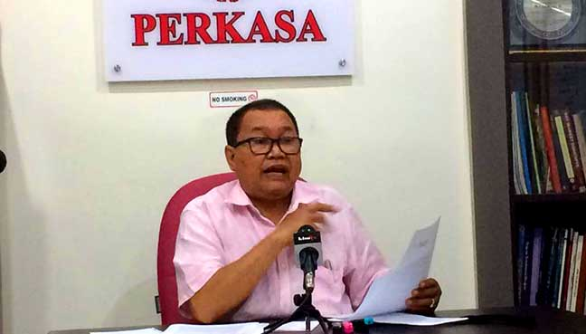 Ibrahim Ali: DAP trying to be champion of non-Muslims